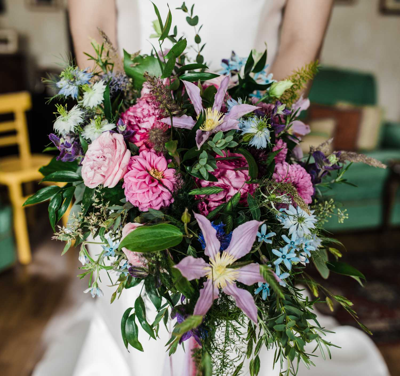 Bespoke Wedding Bouquet