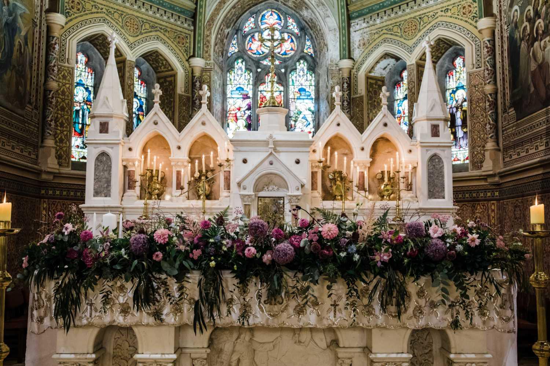 Wedding Altar Display